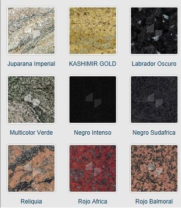 Para la cocina encimeras granito for Granito importacion encimeras