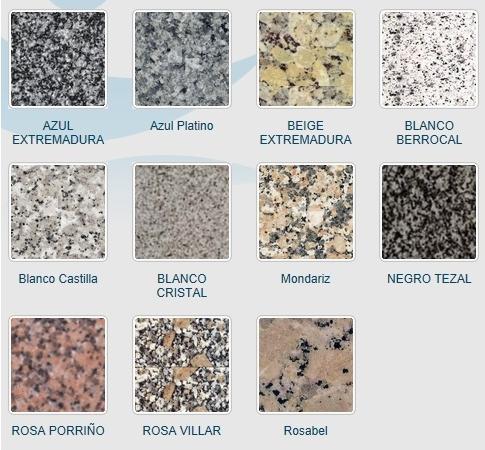 Para la cocina encimeras granito for Colores de granito para encimeras de cocina